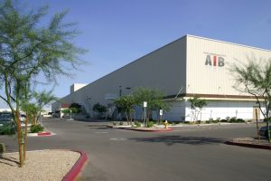The AIB Main Building in Phoenix.