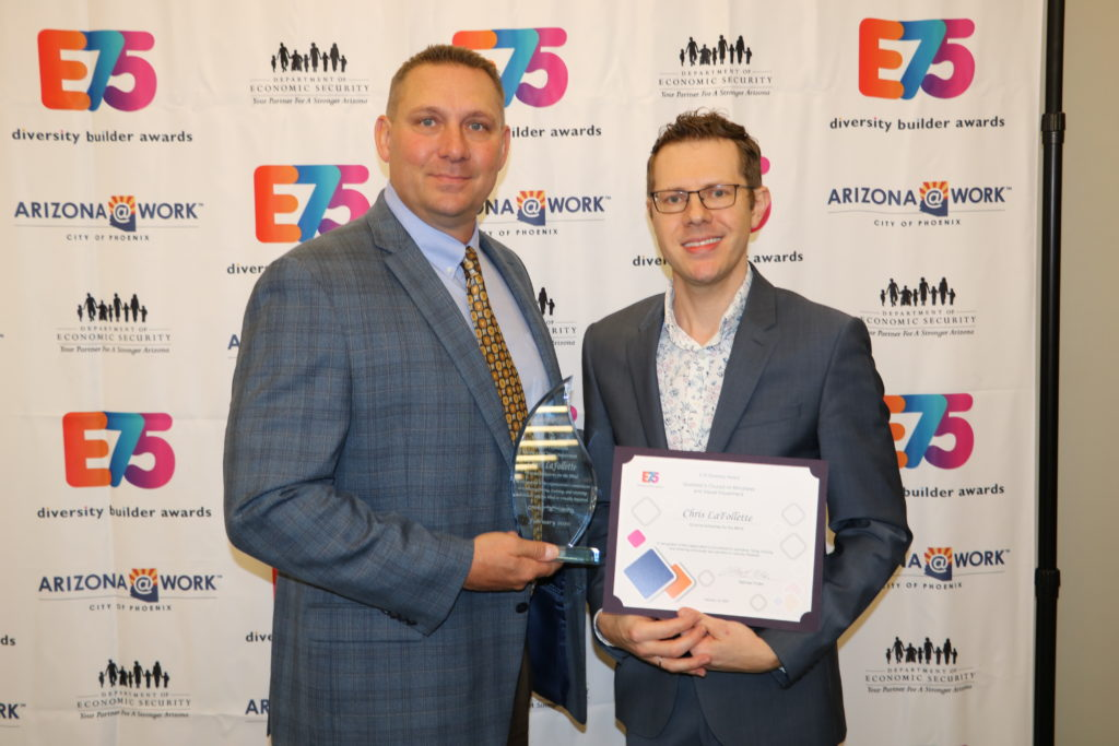 AIB recognized at the 2020 E75 Diversity Builder Awards